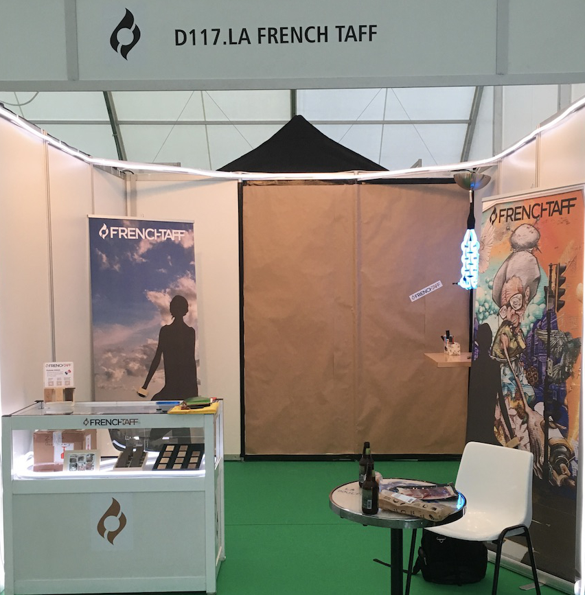 La french taff expogrow